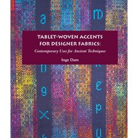 Tablet-Woven Accents for Designer Fabrics