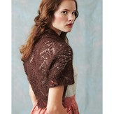Debbie Bliss Lace Shrug PDF - Debbie Bliss Magazine #8