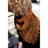 Designs by Romi Brandywine Shawl PDF