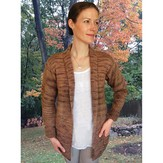 Dovetail Designs K2.58 Long Cardigan to Knit PDF
