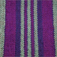 #74 Scarf in Rayon Chenille PDF