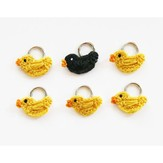 Lantern Moon Duck Stitch Markers