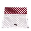 della Q 1116-1 Eden Peek Project Bag - Redpolkado