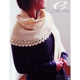 Ella Rae 11-04 Garter Stitch and Lace Wrap