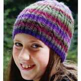 Lisa Ellis Designs Sublty Cabled Hat
