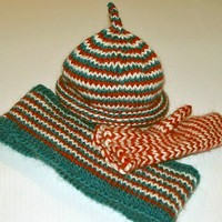 Helix Knitting with Margaret Radcliffe