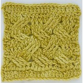 Crossed and Cabled Crochet Stitches with Dora Ohrenstein