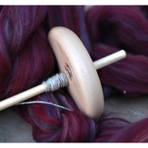 Introduction to Spinning on a Drop Spindle