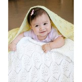 Fiber Trends CH48 Light & Lacy Baby Blankets