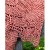 Schieffelin Point Shawl (Free)