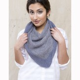 The Fibre Company + Kelbourne Woolens Silverwood Shawl - The Effortless Collection PDF
