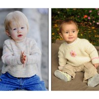 F03 Fundamental Baby Pullover Pattern PDF