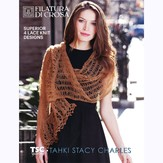 Filatura Di Crosa Superior 4 Lace Knit Designs