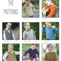 Boys' Knits eBook