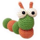 FreshStitches Alastair the Caterpillar
