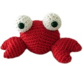 FreshStitches Tipper the Tiny Crab PDF