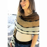 Grace Akhrem Not Your Grandmother's Pearls Shawl PDF