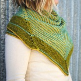 Grace Akhrem Viking Mermaid Shawl PDF