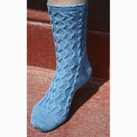 Lazy River Socks PDF