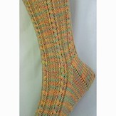 Gardiner Yarn Works Slippery Slope Socks PDF