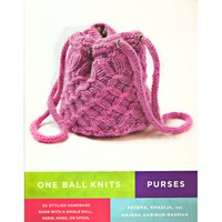 One Ball Knits Purses