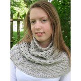 Hooked for Life Twisty Cowl PDF