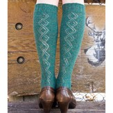 Juniper Moon Farm Gallium Knee Socks PDF