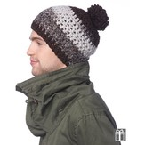 Katia Cap Basic Hat and Neck Warmer (Free)