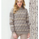 James C. Brett JB288 Sweater