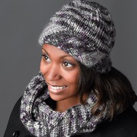 Kerr Hat and Cowl (Free Pattern)