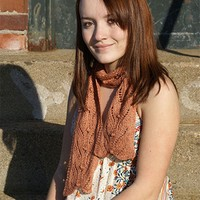 Firefly Scarf (Free Pattern)