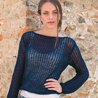 Lace Pullover #15 Kit