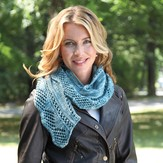 Steppingstone Fiber Creations Marrowstone Shawl Kit