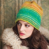 Noro Felted Cloche Kit