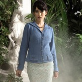 Rowan Fitted Peplum Jacket Kit