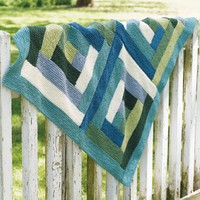 161 Valley Log Cabin Blanket Kit
