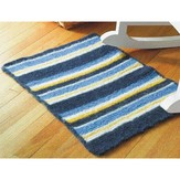 Valley Yarns 167 Nantucket Felted Rug