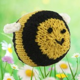 Valley Yarns 376 Knit Bumblebee Kit (Free Pattern)