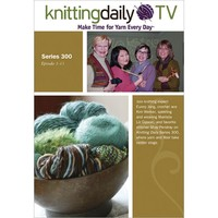 Knitting Daily TV DVD Series 300