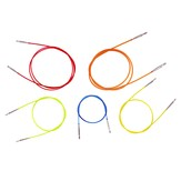 Knitter's Pride Interchangeable Colored Cable Sets