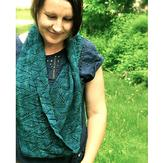 Knitting School Dropout Eline Cowl PDF