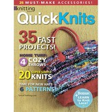 Love of Knitting presents Quick Knits Magazine
