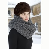 Mac and Me 124 Reversible Rib Cowl