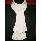 Mac and Me 50 Ruffle Scarf