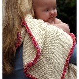 Mac & Me 059 Organic Cotton Baby Blanket PDF