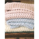 Mac & Me 083 Lattice Baby Blanket PDF