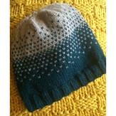 Mirasol Easy Ombre Slouch Hat (Free)