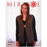 Mirasol 5084 Sleeveless Cardigan