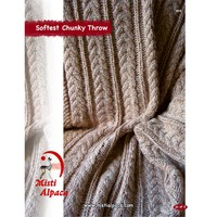 909 Softest Chunky Throw PDF