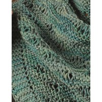 2043 Triangle Drop Stitch Shawl (Free)
